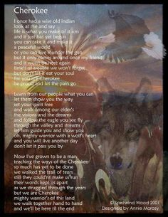 (maybe more not sure about my dad's side) cherokee indian doesnt sound like much but as the cherokee say one drop of blood is all it takes Native American Prayers, Native American Spirituality, Native American Cherokee, Native American Images, Native American Wisdom, Native American Beauty, Native American Tribes, Native American History, American Indians