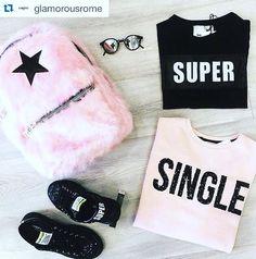 SHOPART STYLE #adorage #style #fallwinter15 #shopart #shopartmania #tshirt #super #shirt #single #backpack #shoes