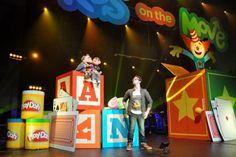 Creative children's stage design