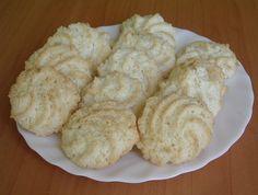 Ajánld ismerőseidnek!                                                                                                                ... My Recipes, Baking Recipes, Cookie Recipes, Favorite Recipes, Hungarian Desserts, Hungarian Recipes, No Bake Desserts, Dessert Recipes, Ital Food