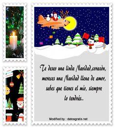 frases bonitas para enviar en a mi novio,carta para enviar en Navidad: http://www.datosgratis.net/tarjetas-bonitas-con-imagenes-de-navidad-para-mi-novia/