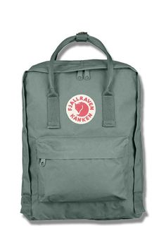 Kånken Backpack by Fjallraven in Frost Green