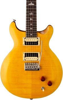PRS SE Santana Signature - Santana Yellow   Sweetwater.com