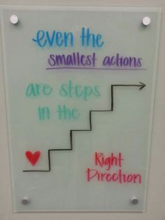 Motivational Boards at Nebraska Family Chiropractic and Acupuncture - Omaha NE (IG) (FB) by Class Quotes, School Quotes, Work Quotes, Quotes For Kids, Great Quotes, Me Quotes, Motivational Quotes, Inspirational Quotes, Chiropractic Quotes