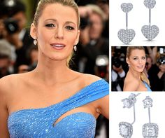 #BlakeLively was absolutely stunning on the Red Carpet in #Cannes! Shop her look at #pascollatojewelry #jacketearrings #earrings #style #fashion #accessories #trendystyles #deals