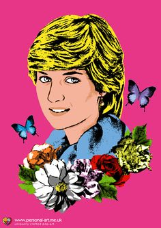 Happy Women's Day in pop art style for all the wonderful women out there.