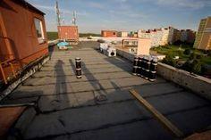 Rekonstrukce ploché střechy #PlocheStrechy