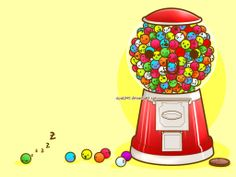 gumball machine - Google Search