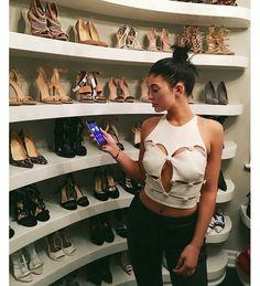 Le dressing de Kylie Jenner