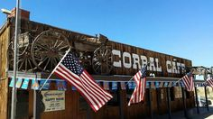 Ethel's Old Corral Bakersfield California 2015 photo by Shawna Casey
