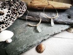 Bohemian Style Clothing, Boho Style, Boho Look, Sea Glass Jewelry, Jewellery Box, Statement Jewelry, Boho Fashion, Irish, Ocean