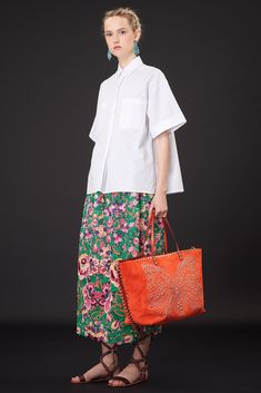 Valentino Resort 2015 Fashion Show - Harleth Kuusik
