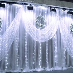 Twinkle Star 600 LED Window Curtain String Light Christmas Wedding Party Garden Bedroom Indoor Outdoor Wall Decoration White >>> Make certain to have a look at this incredible product. (This is an affiliate link). Christmas Tree Fairy, Christmas Wedding, White Christmas, Christmas Lights, Thanksgiving Wedding, Led Curtain Lights, Icicle Lights, Twinkle Lights, Window Lights
