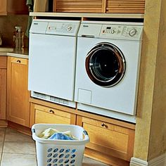 Photo: Bob Stefko   thisoldhouse.com   from Laundry Rooms With More