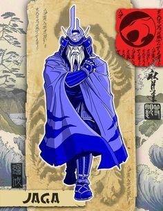 Illustration for article titled Meet the Samurai ThunderCats of ancient Japan in this awesome fanart Cartoon Cartoon, Morning Cartoon, Comic Book Characters, Comic Books Art, Comic Art, Gi Joe, Thundercats Cartoon, Thundercats 2011, Samurai Art