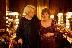 Maggie Smith stars in 'Quartet'