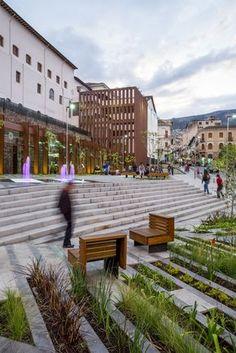 Galería de Plaza Huerto San Agustín / Jaramillo Van Sluys Arquitectura + Urbanismo - 10