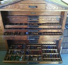 Fab old type cabinet