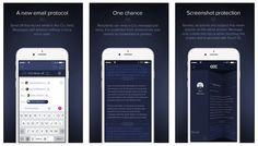 CompuTekni: Confidencial CC, app para enviar emails que se destruyen una vez leídos