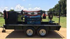 Welding trailer