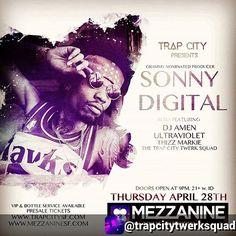 By @trapcitytwerksquad via @RepostWhiz app: Use our code: RACKSONRACKS for discount tickets to see SONNY DIGITAL at TRAP CITY in SF. WWW.TRAPCITYSF.COM  Supplies are limited! #trapcitytwerksquad #trapstep #hiphop #rapmusic #bassmusic #djs #clubbing #clublife #parties #trapmusic #bootie #babes #edm #clubnight #bayarea #westcoast #nightlife #twerk #twerking #sanfrancisco #106kmel #sfclubs #sanfranciscobay #rapper #producer #dj #dancers #gogolife #party (#RepostWhiz app) by lynett_naiad