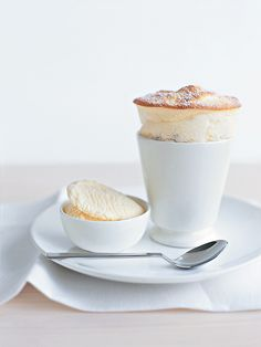 passionfruit souffle. We had this in Bora Bora and I've been looking for a recipe ever since. Absolutely delicious. Can't wait to make these!!!  I will surprise my hubby!