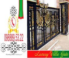 Cửa cổng nhôm đúc, cua cong nhom duc, cửa cổng, cua cong, cửa sắt đẹp, cua sat dep, cổng biệt thự, cong biet thu, cửa biệt thự đẹp, cua biet thu dep, cầu thang cổ điển.