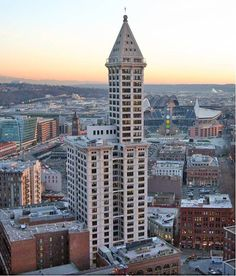 Washington, Seattle, Smith Tower