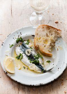 Sardine Boquerones