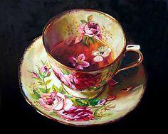 ♥•✿•♥•✿ڿڰۣ•♥•✿•♥ ♥   Gorgeous artwork by Rosemary Valadon.  ♥•✿•♥•✿ڿڰۣ•♥•✿•♥ ♥