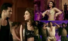 Varun dhawan parineeti chopra Jaaneman Aah Song Dishoom, Parineeti Chopra, Varun Dhawan, Bollywood, Crushes, Dancer, Hero, Actresses, Actors