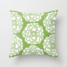 POP4 Throw Pillow by Isabella Salamone - $20.00