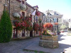 Rochefort-en-Terre. Incredible!