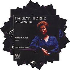 Marilyn Horne – Live in Salzburg