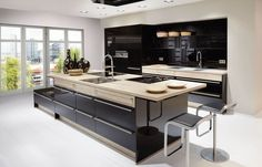 7 Best Contemporary Kitchens Images Dreams German Kitchen