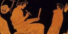 How would ancient Greek myths, literature and history provide advice to help modern Greeks with their financial worries? Real Life Vampires, Kai, Ancient Memes, Greece Art, Forest Of Dean, Greek Pottery, Cyprus News, Simple Minds, Ancient Greece