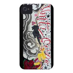 UNITE OR DIE PROTECTIVE I-PHONE CASE iPhone 4 COVERS