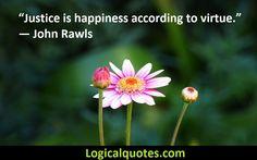 Inspirational John Rawls Quotes