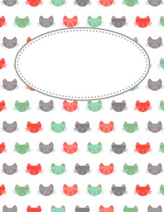 Cat Binder Cover