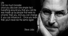 square eye photography meme steve jobs everything that you call life was made up by people that were no smarter than you
