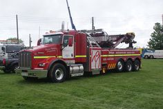 Kenworth Heavy Recovery Vehicle, Miller rotator. Tow Truck, Big Trucks, All European Countries, Recovery, Vehicles, Passion, Cars, Google Search, Modern