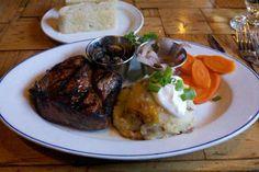 Makawao steak house Maui beef