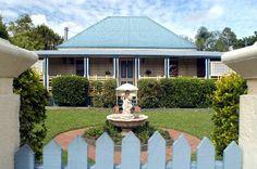 Queenslander home.