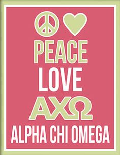 alpha chi omega | sorority sugar