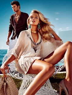 Guess by Marciano Spring/Summer 2012 Campaign
