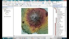 using 3D profiler in spatial analyst