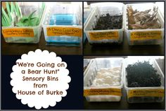 Baby Book Club - We're Going on a Bear Hunt - House of Burke