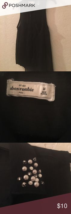 Kids Semi-Sheer Sleeveless Button Down Top Girls. Size M. Abercrombie Kids. In like new condition. BUNDLE AND SAVE. Abercombie Kids Shirts & Tops Button Down Shirts