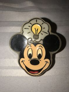 Vintage Mickey Mouse Walt Disney Productions Night Light, Monogram Products | Collectibles, Animation Art & Characters, Animation Characters | eBay!