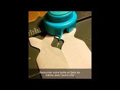 Tutoriel boîte lapin avec l'envelope punch board - YouTube Diy Paper, Paper Crafts, Paper Gift Box, Gift Boxes, Envelope Punch Board, Stamping Up, Junk Journal, Tricks, Paper Cutting